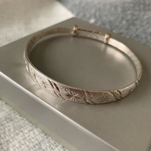 Jewelry - Sterling Silver 925 Expandable Bracelet